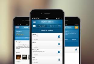 Mobilne aplikacije koje olakšavaju snalaženje po Zagrebu