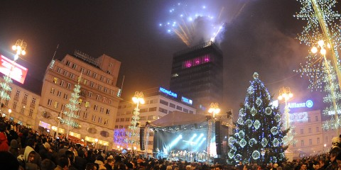 New Year Zagreb