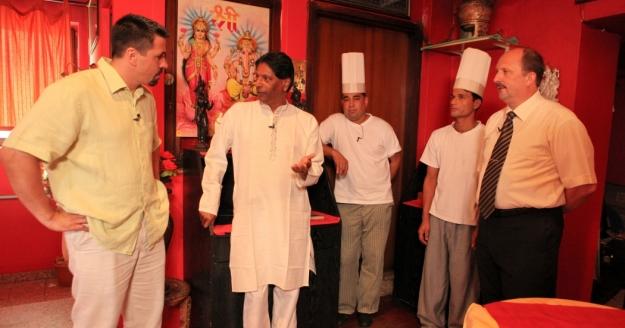 Indijski restoran Maharadja (5)