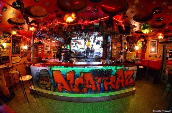 Caffe bar Alcatraz