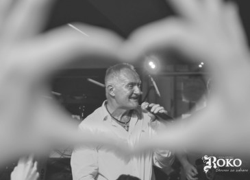 Mate Bulić oduševio na Hercegovačkoj noći u Clubu Roko