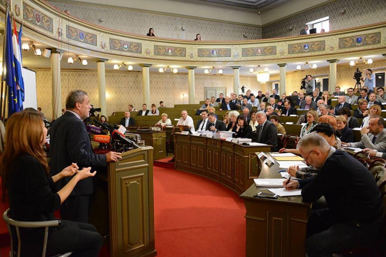 Zagreb je među najmanje zaduženim jedinicama lokalne samouprave