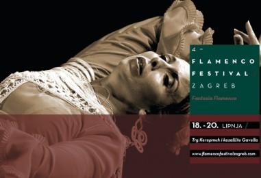 4. Flamenco festival u Zagrebu