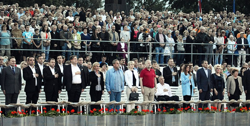 Dan drzavnosti Koncert Bundek Bandić (1)