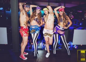 SINGLE LADIES – Beyonce tribute band u Green Gold Clubu