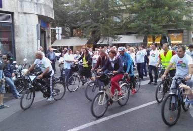Grad za pješake i bicikliste!