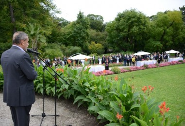 Vrtnom zabavom u Botaničkom vrtu otpočela 347. akademska godina
