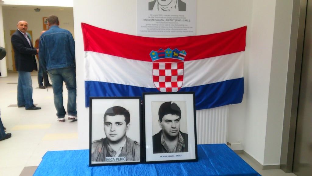 Ivica Perić i Mladen Halapa Grizly