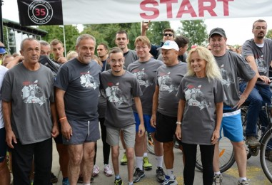 16. humanitarna utrka Terry Fox Run na Jarunu
