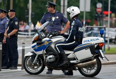 Policija za vikend provodi pojačani nadzor