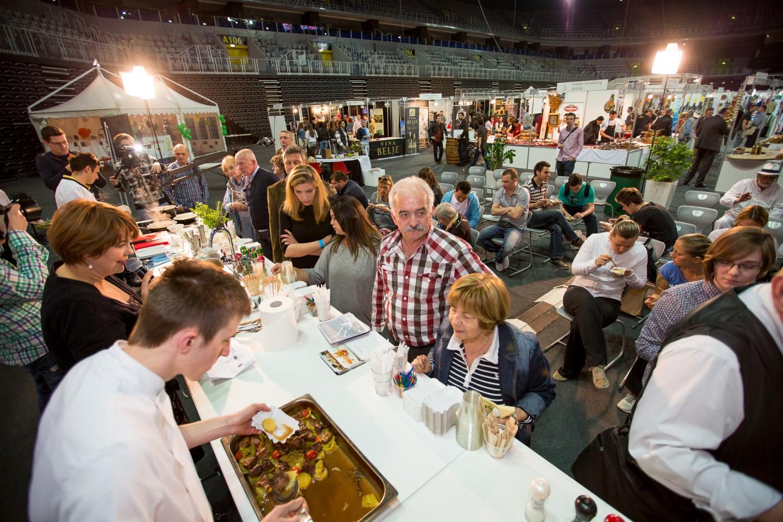 3. Hrvatski festival hrane i vina u Areni Zagreb