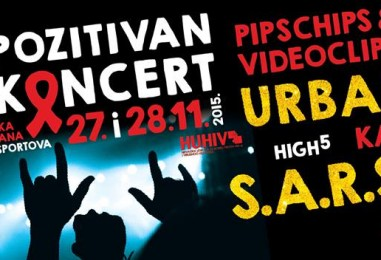 11. Pozitivan koncert u Domu sportova
