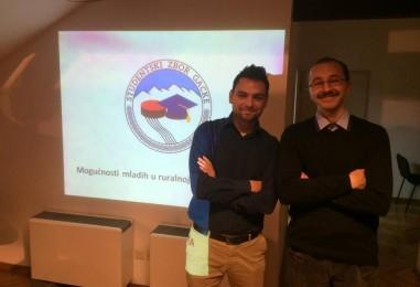 Predstavljen projekt: Mogućnosti mladih u ruralnoj Hrvatskoj – Lika
