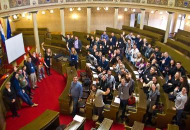Poziv svim udrugama mladih i za mlade: Zagreb za udruge mladih