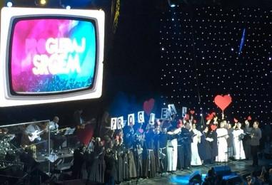 RASPJEVANI DOM SPORTOVA: Održan koncert Progledaj srcem