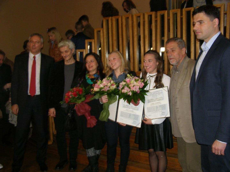 Dodjela nagrade Luka Ritz