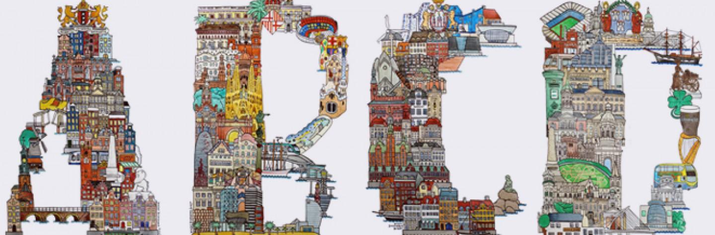 Zagreb kroz oči japanskog ilustratora