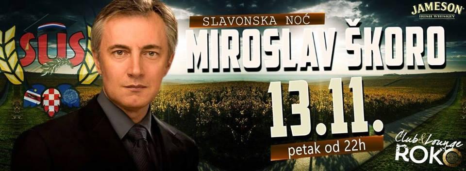 Slavonska noć sus