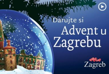 Počeo zagrebački Advent