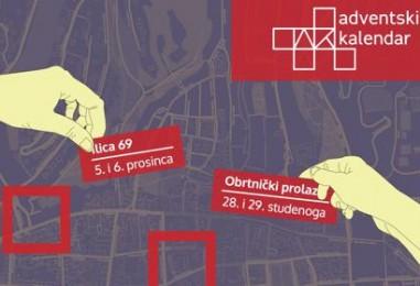 Projekt Adventski kalendar: Otvaranje donjogradskih dvorišta