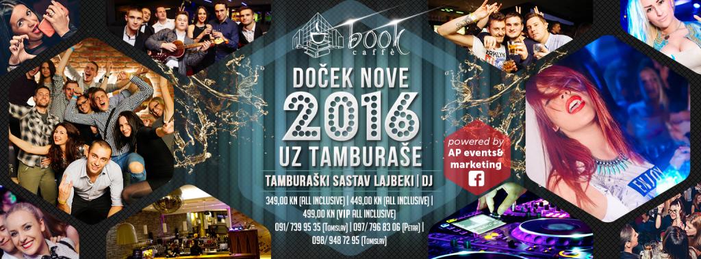 Book Caffe Nova godina