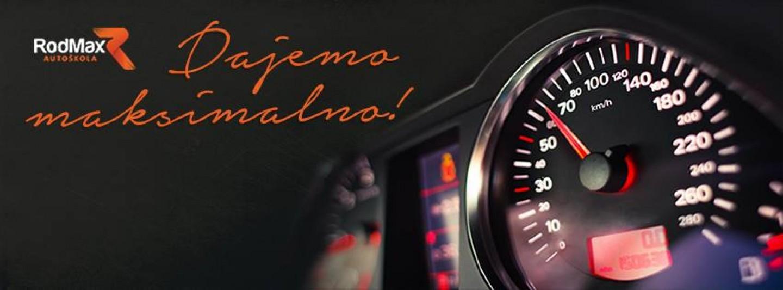 RODMAX: Nova i drugačija autoškola!