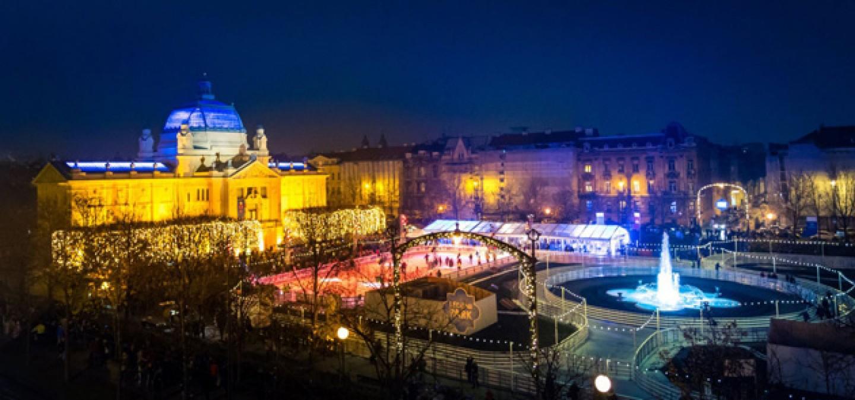Zagreb u izboru za najbolje božićne destinacije u Europi