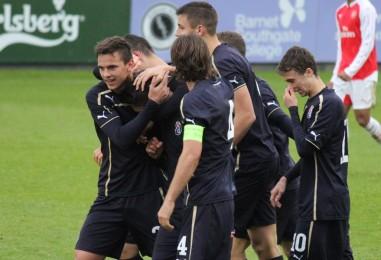 Juniori Dinama u osmini finala Lige prvaka
