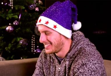 VIDEO: Dinamovci pjesmom čestitali Božić