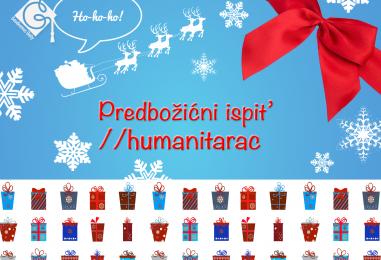 """Studentski humanitarac """"Život po bolnicama"""""""