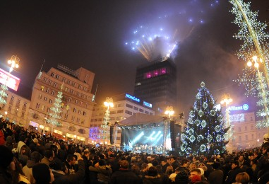 Gdje dočekati Novu godinu u Zagrebu?
