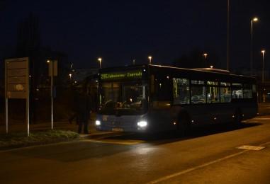 Puštena autobusna linija 295 Zapruđe – Jakuševac – Zapruđe