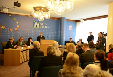 Grad Zagreb dodjeljuje 27 potpora u vrijednosti  gotovo 10 milijuna kuna