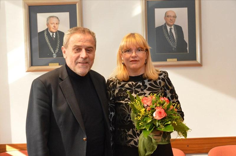 Milan Bandić Sandra Bischof