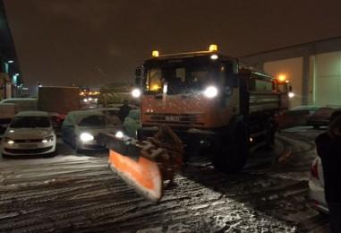 Zimske službe spremno dočekale snijeg