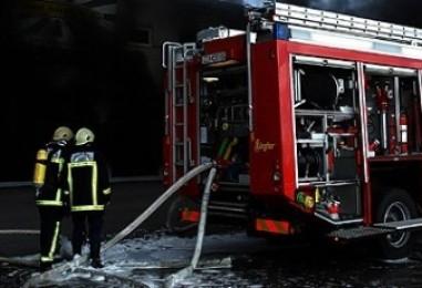 Požar u hostelu na Trešnjevci