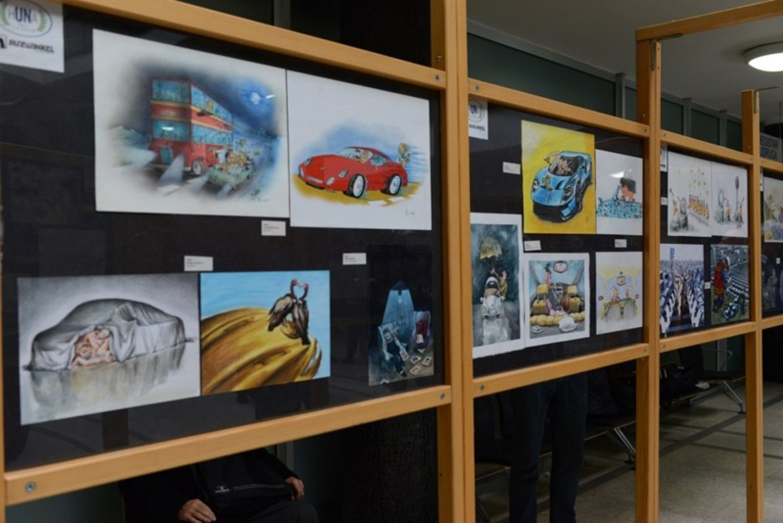 9. međunarodni zagrebački salon autokarikature