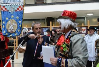 Fašnička hajdučija preuzela ključeve Grada Zagreba