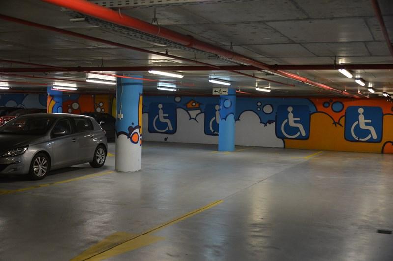 Garaža kvatrić grafiti