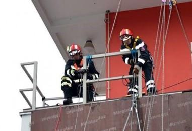 Kako se zagrebački vatrogasci snalaze u izazovnim situacijama