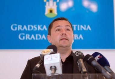 Andrija Mikulić ponovno predsjednik Gradske skupštine