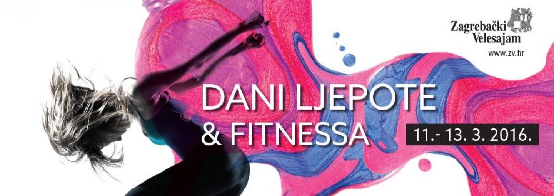 Na Zagrebačkom velesajmu 'Dani ljepote & fitnessa'