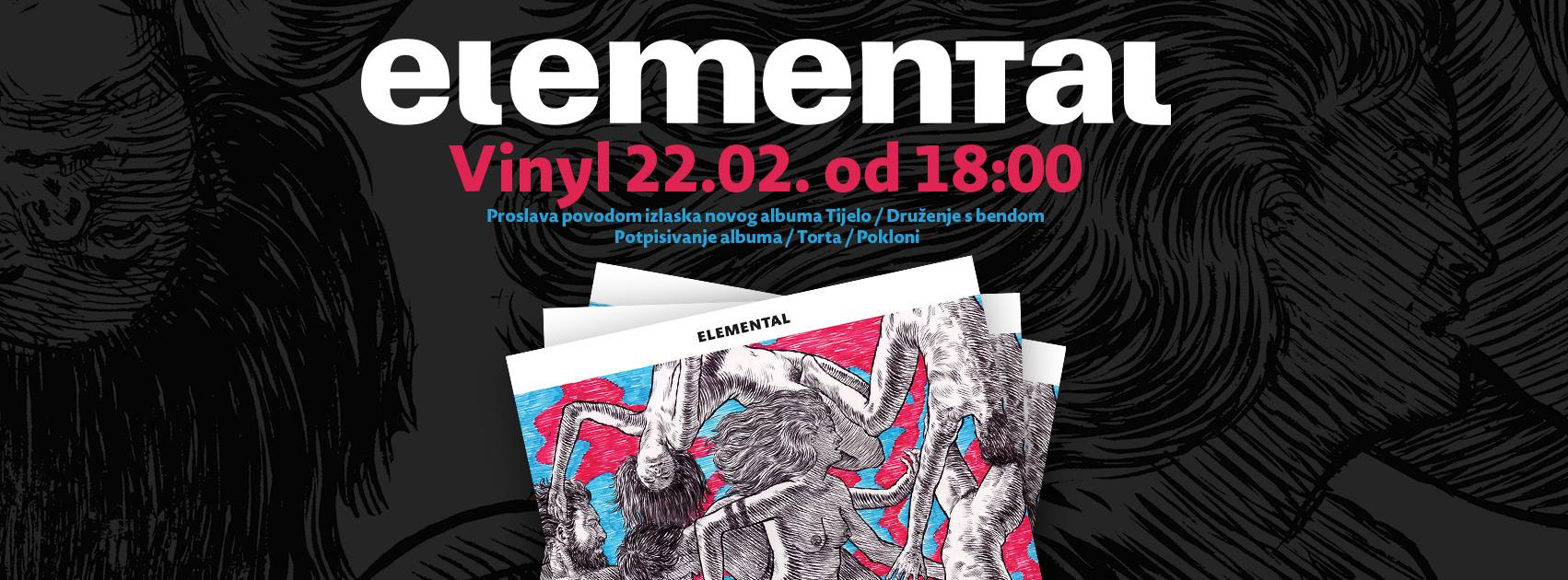 Elemental novi album tijelo