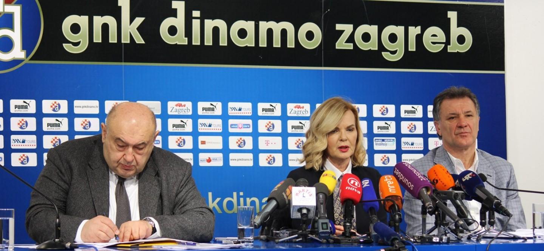Zdravko Mamić više nije izvršni predsjednik Dinama