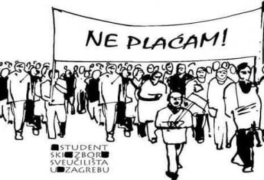 Studentski zbor traži od Vlade smjenu upravitelja SC-a Peje Pavlovića