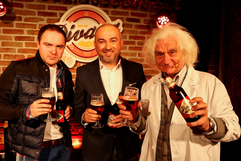 Zagrebačka pivovara predstavila novo pivo Amber