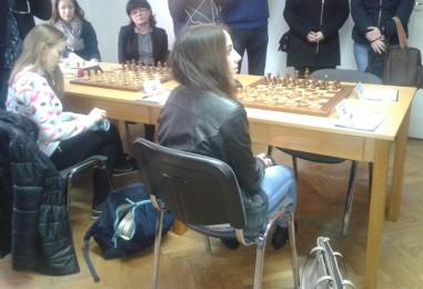 14. pojedinačno prvenstvo RH za žene u šahu