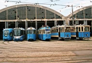 Na današnji dan 1936. otvoreno spremište Trešnjevka