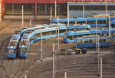 Rekonstrukcija tramvajske pruge Mihaljevac – Dolje