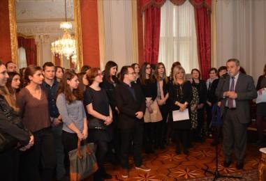 Dodijeljene stipendije Grada Zagreba